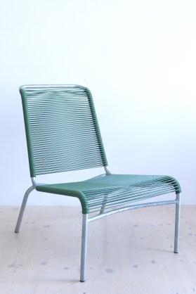Altorfer Garden Lounger by Embru Model 1139 heyday möbel