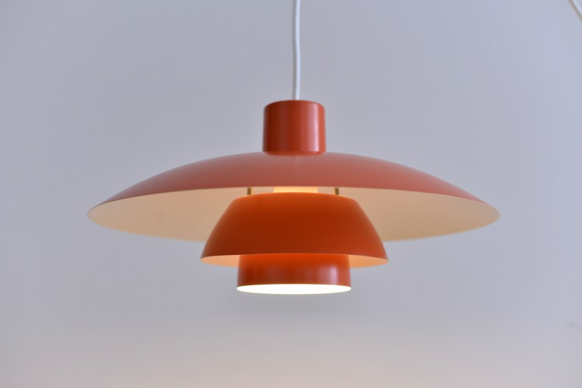 Poul Henningsen for Louis Poulsen Orange PH 4/3 heyday möbel
