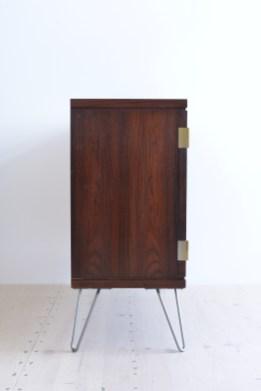 Swissform Rosewood Sideboard heyday möbel moebel Zürich Zurich Binz mid-century vintage