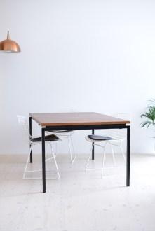 Ulrich P. Wieser Tisch Table Wohnbedarf heyday möbel moebel Zürich Zurich Swiss Design
