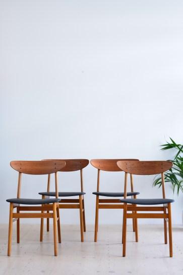 farstrup chair set heyday moebel zurich Binz vintage furniture