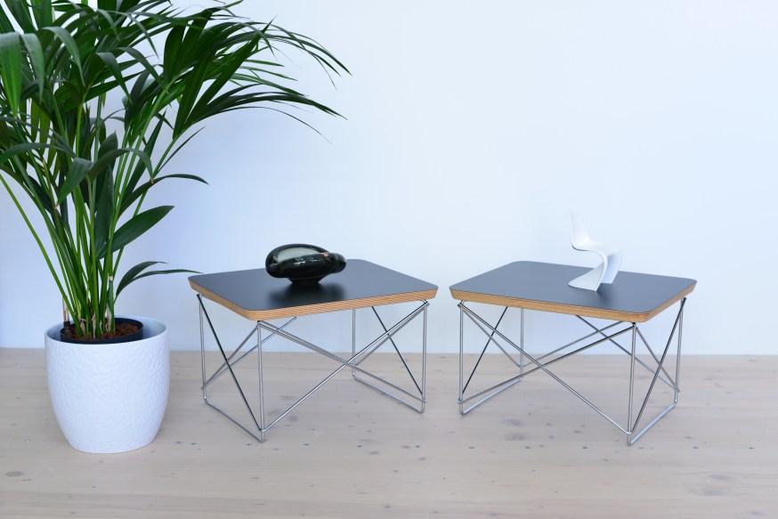 LTR Occasional Tables by Ray & Charles Eames Vitra 2018 heyday möbel Binz Zürich Zurich Switzerland