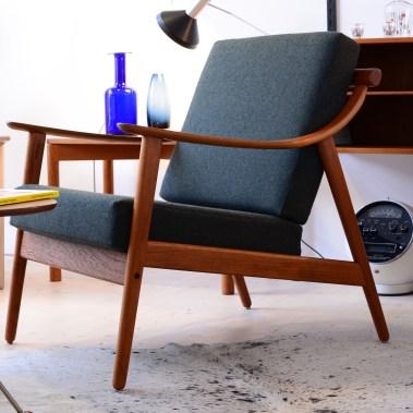 Arne Hovmand Olsen Lounge Chair heyday Möbel