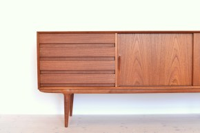 Gunni Omann Teak Sideboard for Omann Jun 1960s heyday möbel