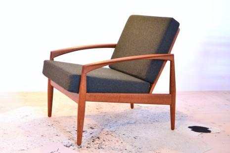 Kai Kristiansen Teak Paper Knife Chair - heyday möbel Zürich 8045