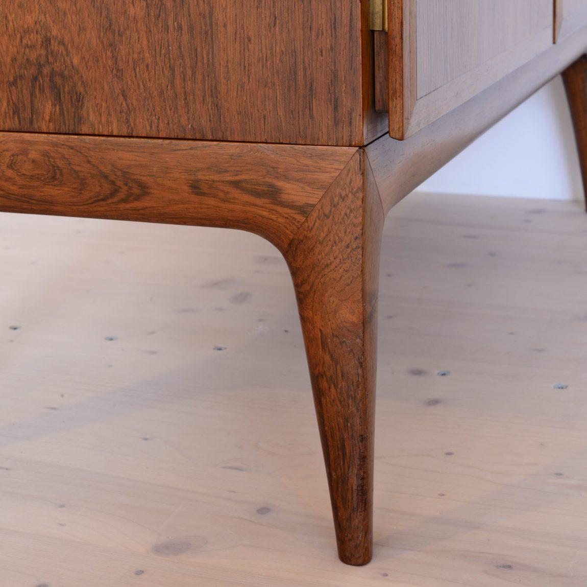 Ströbel Möbel Rosewood Cabinet Switzerland heyday möbel Zürich
