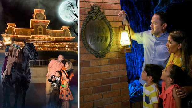 Magic Shots during Mickey's Not-So-Scary Halloween Party