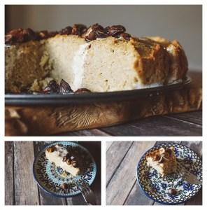Spiced Parsnip Cake views