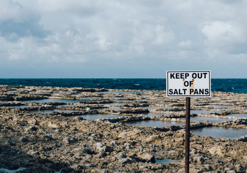 Travelling to Malta in the Winter | Walking on the Salt Flats in Gozo