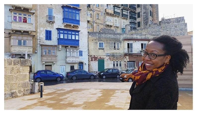 Eulanda in Valleta, Malta