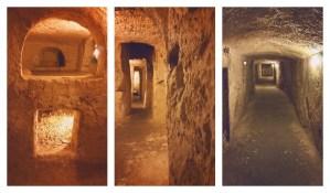 WWII Bomb Shelters, Malta