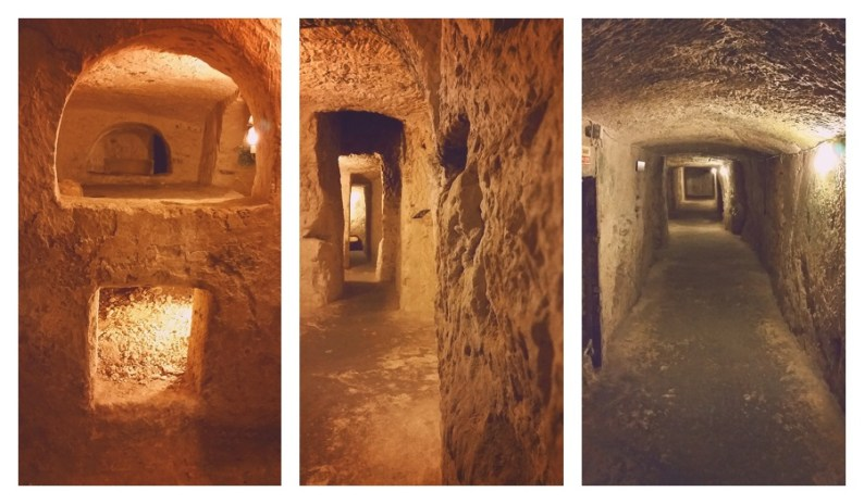 WWII Bomb Shelters, Malta