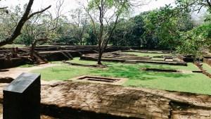 Sigiriya, water gardens| Sri Lanka