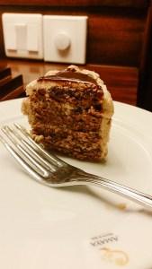 Amaya Hills Hotel cake | Sri Lanka