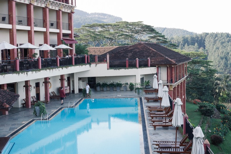 Amaya Hills Hotel outside | Sri Lanka