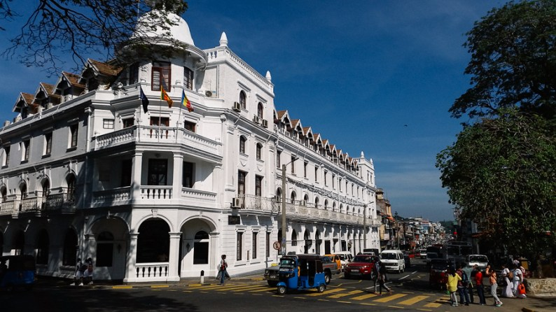 The Queen's Hotel | Kandy