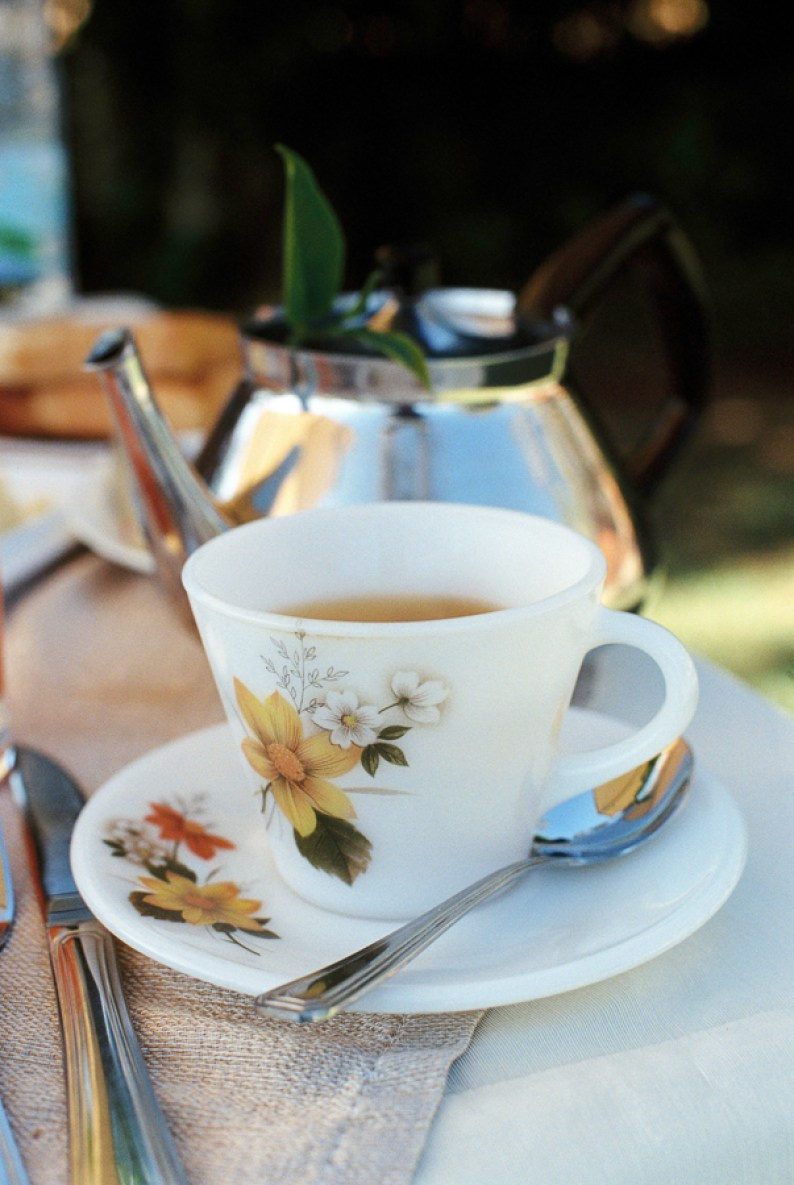 Stafford Bungalow Morning Tea | Sri Lanka
