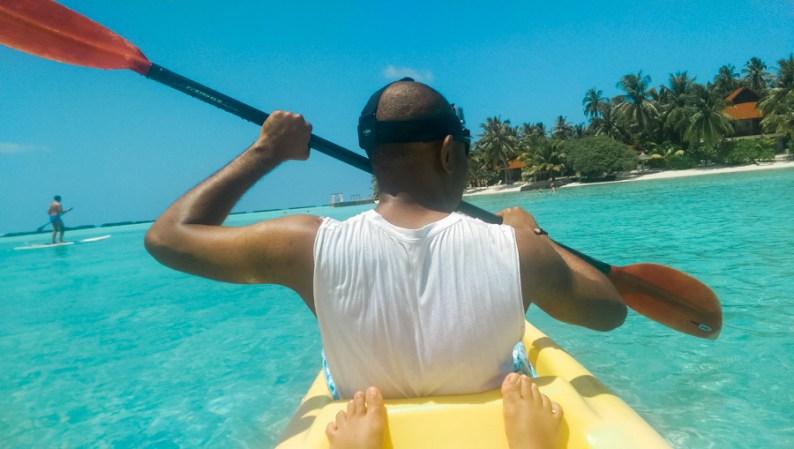 Water Sport Kurumba Maldives
