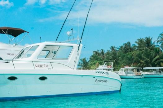 Water Transportation Kurumba Maldives