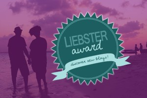 Liebster award | HDYTI