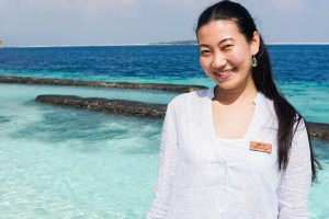 Myat Su at Kurumba | Maldives | HDYTI