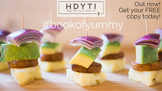 #bookofyummy | HDYTI 2015