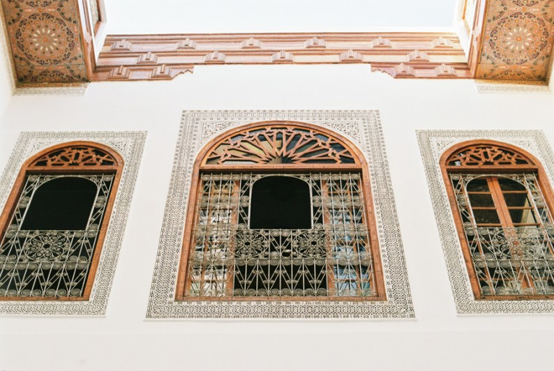 Riad in Marrakech, Morocco