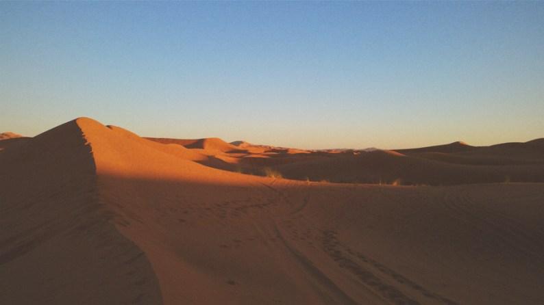 Morocco | Sahara Desert | Sand Dunes | Erg Chebbi