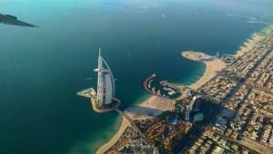 Dubai Skyline Seawings 3