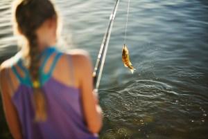 Fishing in Idaho | @dipyourtoesin