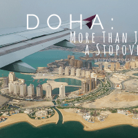 Four Reasons Why Doha is More Than Just a Stopover
