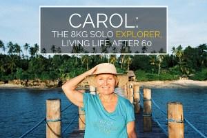 Carol: The 8kg Solo Explorer, Living Life after 60 (Zanzi Resort, Zanzibar) | @dipyourtoesin