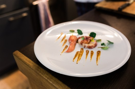 École du Goût | Saint-Malo | lobster with tarragon sauce | @dipyourtoesin