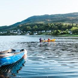 Portree | Skye | Scotland | Highlands | @dipyourtoesin