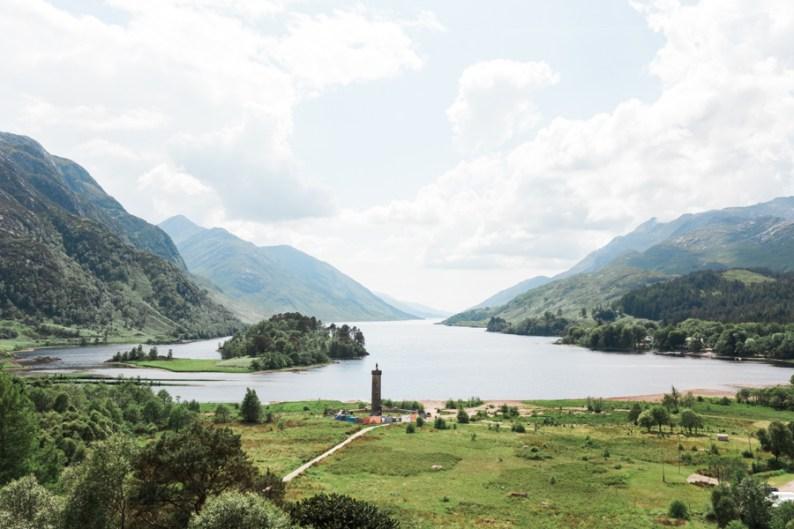 Loch Shiel | Glenfinnan Monument | Skye | Scotland | Highlands