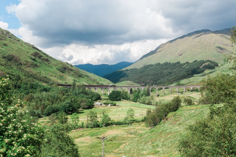 Glenfinnan Viaduct | Skye | Scotland | Highlands