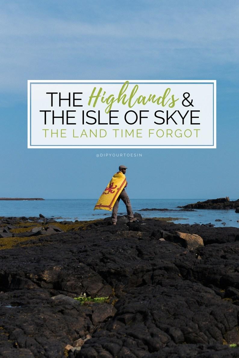 Skye | Scotland | Highlands | Highland Explorer Tours | @dipyourtoesin