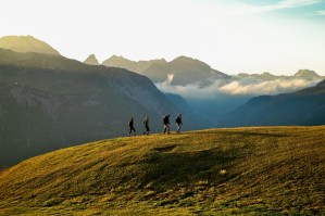 Arlberg, Austria Alps