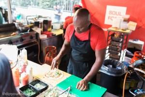 Borough Market Food and Drink street food