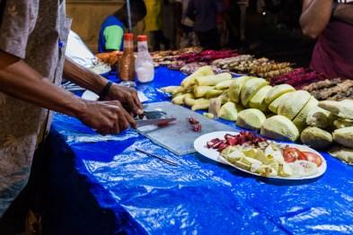 Street Food Market at Forodhani Gardens, Stone Town, Zanzibar