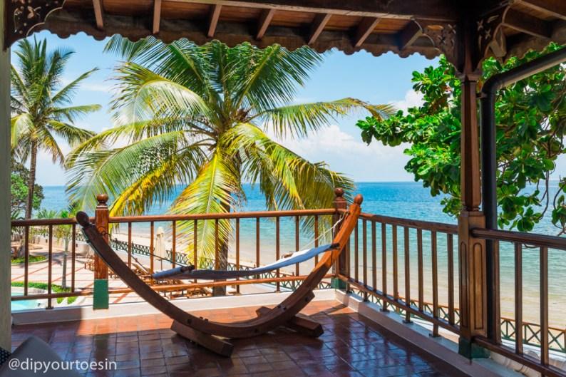 Hammock at Zanzibar Serena Hotel