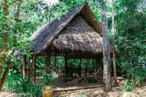Jungle gym outdoors Zanzi Resort