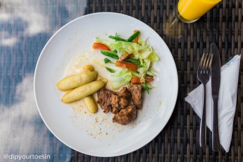 Luxury villa Zanzi Resort private butler service