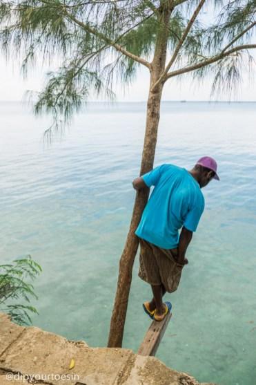 Day out at Prison Island Changuu Zanzibar