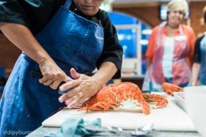 Overcoming Doubts: A Shellfish Experience at Billingsgate
