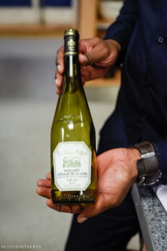Muscadet | Entrance | Loire Valley Wine and Seafood Tasting at Billingsgate | via @dipyourtoesin