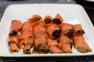 Gravaloux | Loire Valley Wine and Seafood Tasting at Billingsgate | via @dipyourtoesin