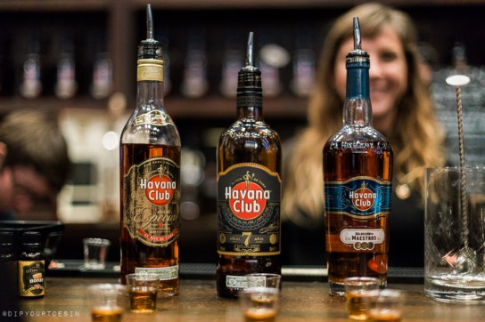 Havana Club | UK Rum Festival 2016 Highlights