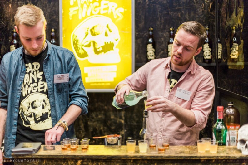 Dead Man's Fingers | UK Rum Festival 2016 Highlights