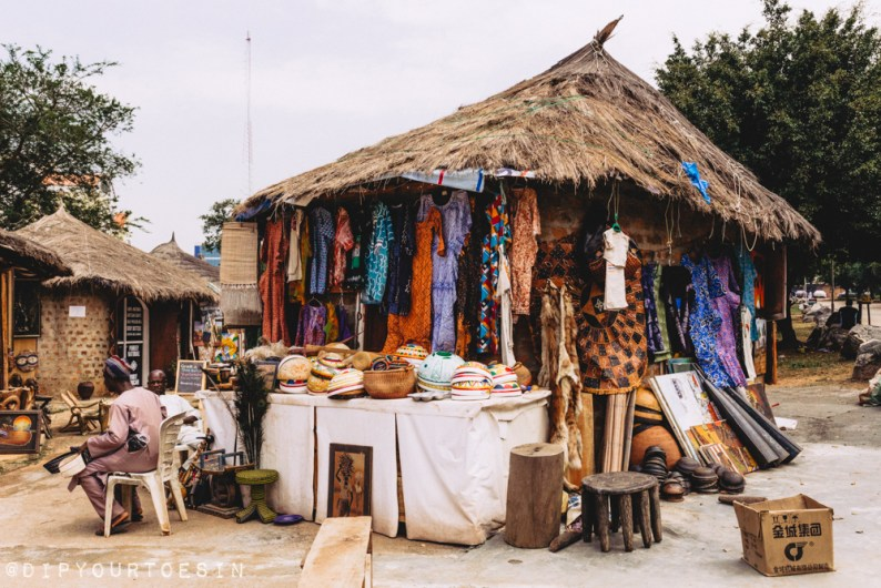 Arts & Crafts Centre   Understanding Nigeria   Abuja, a City in Search of a Soul